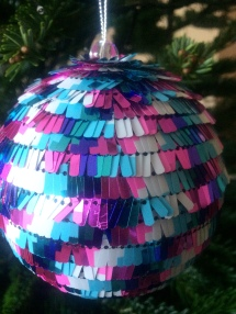 These are described as pinata baubles and they are one of my faves! I wish I had gotten more of them but I am keeping a look out for them.