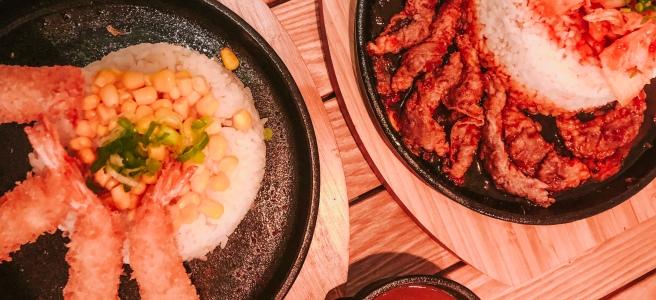 Tokyo Sizzle. Essex food blog
